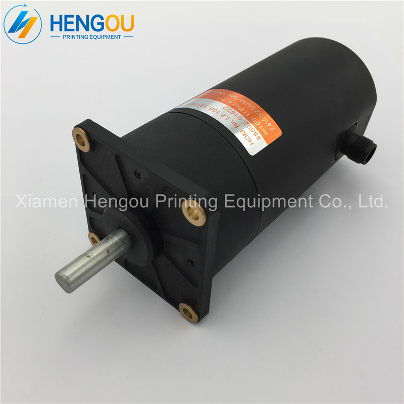 2 Pieces Free Shipping Hengoucn CD102 SM74 CD74 SM52 SM102 Printing Machine Motor L2.105.13112 Pieces Free Shipping Hengoucn CD102 SM74 CD74 SM52 SM102 Printing Machine Motor L2.105.1311