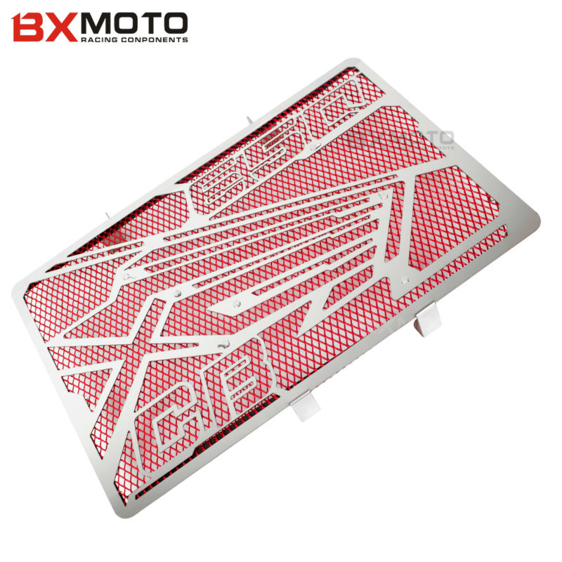 For Honda CB650F 2014 2015 2016 CBR650F 2014-2016 Motorcycle Engine Radiator Bezel Grill Grille Guard Cover Protector motorcycle radiator protector grille grill cover guard for honda cbr 250r 2011 2013