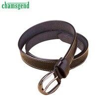 Elegant Nobility Fashion Women's Vintage Accessories Casual Thin Leisure Leather Belt Jan 6