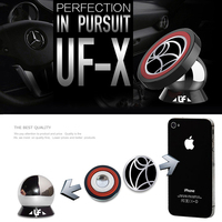 New Magnetic 360 Degrees UF X1 Car Mount Kit Bracket Magnet Mount Car Dashboard Stand Phone