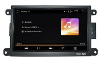 Quad Core 1024 600 HD Screen Android 5 1 Car DVD GPS Navigation For Audi A4
