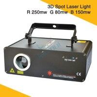 3D Spot Laser Light Dmx RGB Laser 3D Gobo Projector DJ Beam Lighting Night Club Disco Bar Beam Decor KTV Home Party Laser Light