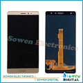 Для Huawei Mate S CRR-L09 CRR-TL00 CRR-CL00 CRR-UL00 ЖК-дисплей с Сенсорным Экраном дигитайзер сборочных полных комплектов, черный белый