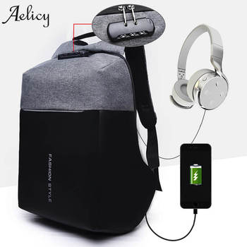 USB Locking Multi-Functional Backpack