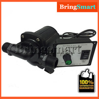 SR 1000C3 High Flow Rate 3000L/H 7M 12V DC Brushless Booster Pump 24V Solar Water Pump Submersible Pump