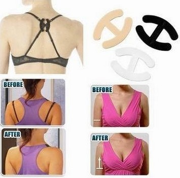 Adjust bra strap perfect clips New Ladies Sexy Lingerie bra clippers