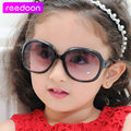 2016 Nova Moda Infantil Óculos de Sol Meninos Meninas Crianças Bebê Criança óculos de Sol Óculos UV400 espelho óculos de Preços Por Atacado
