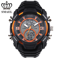 SMAEL Brand Digital LED Sport Watches Waterproof Men's Wrist Watch Date Alarm Male Clock relogios masculino reloj hombre WS1349