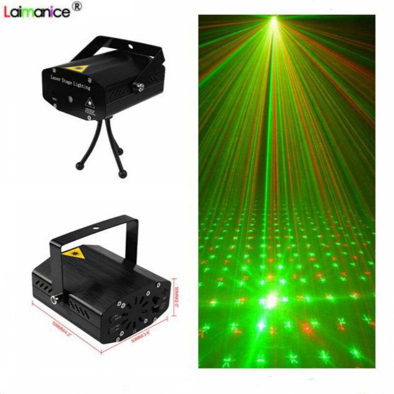 Mini laser de noel