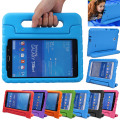 Kids Children Safe Rugged Proof Foam Case Handle Stand for Samsung GALAXY Tab 4 8.0 T330 8 inch
