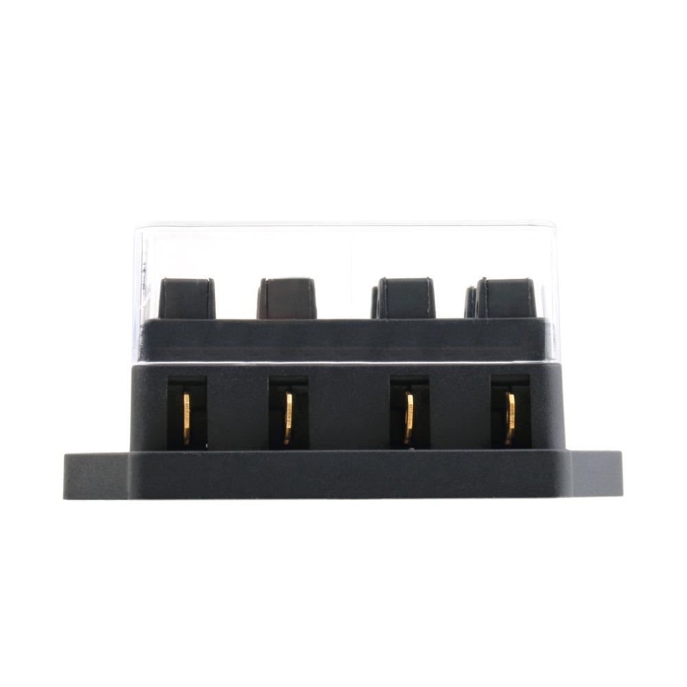 Auto Universal Car Truck Vehicle 4 Way Circuit Automotive Middle sized  Blade Fuse Box Block Holder-in Fuses from Automobiles & Motorcycles on  Aliexpress.com ...