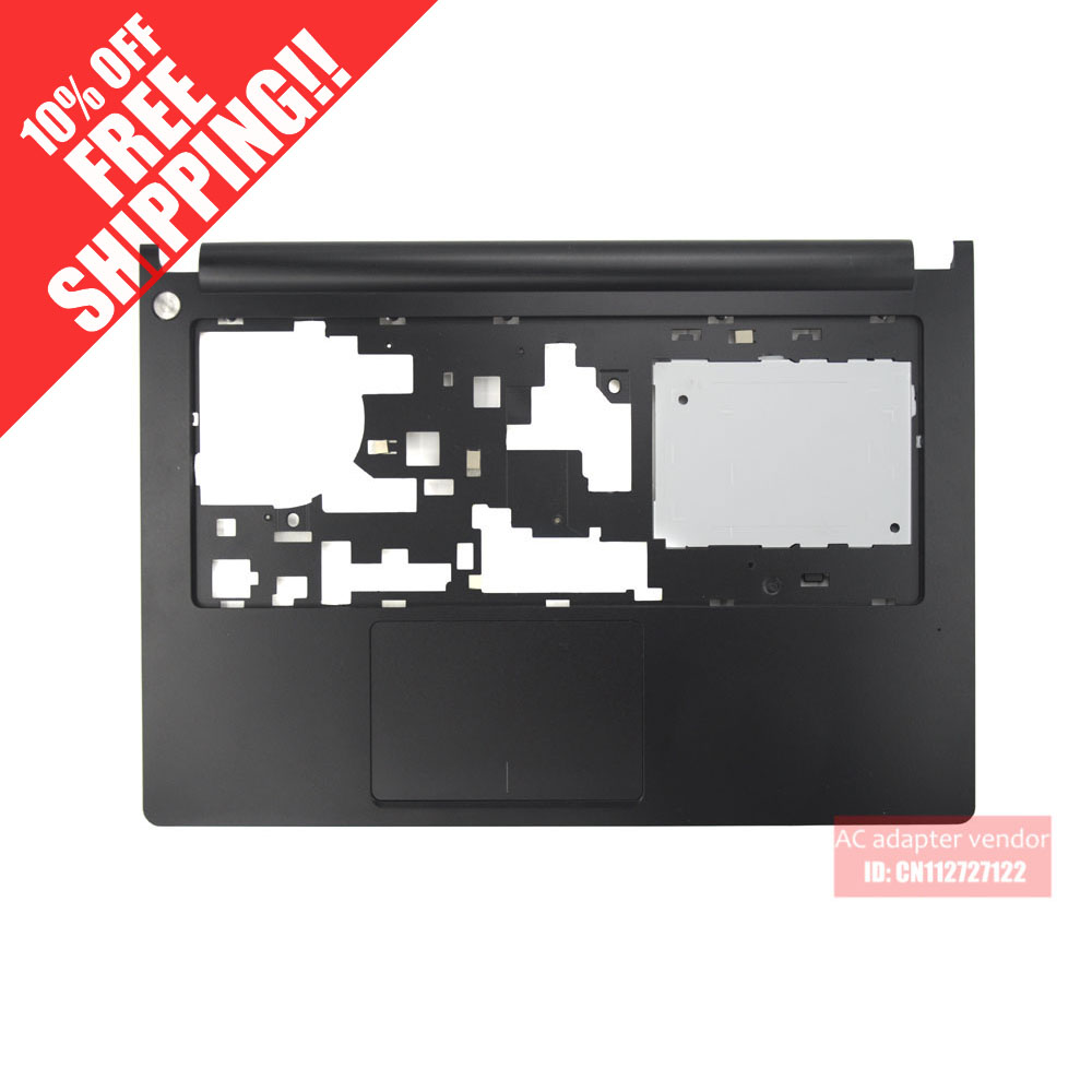 где купить  FOR LENOVO S300 S310 brand new black Palmrest C shell black  дешево