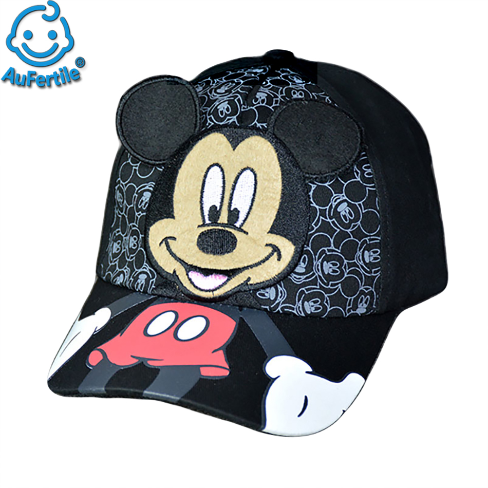 2018 Cartoon Child Personality Handsome Baseball Cap Bending Cap Eaves High Quality Boys Girls Tide Hat Fashion Cap new 2017the boys baseball cap hip hop cap snapback hat children s 3 10 years old boys and girls flat brimmed hat gorras
