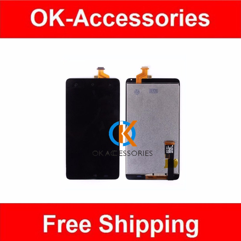 Black Color For HTC Desire 400 LCD Display+Touch Screen Digitizer+Free Tools 1PC / Lot анна чапман платье анна чапман