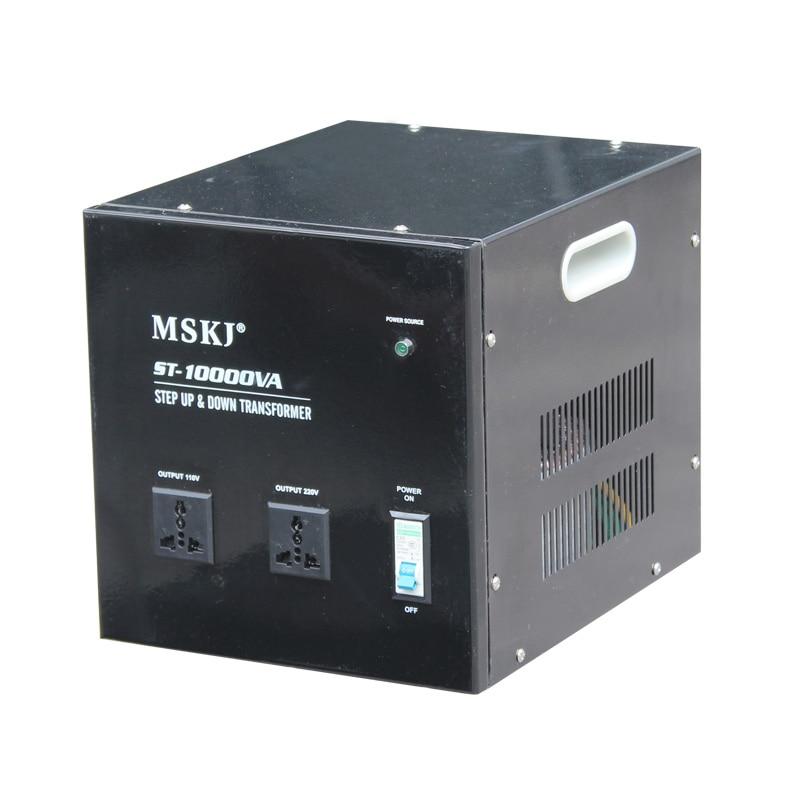 ST-10000 110v -220v converter/Transformer Step Up/Down 10000W 110-220V transformer min melt 110v transformer transformer transformer transformer home abroad 220v