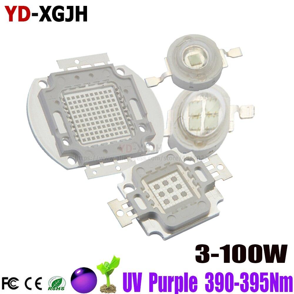 Epileds UV Led Module Chip Light 30-31V 350-600mA CREE XT-E Royal Blue XP-E