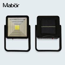 Solar Light USB Rechargeable Power Super Bright Camp Emergency Lamp Tent Integrated Camping