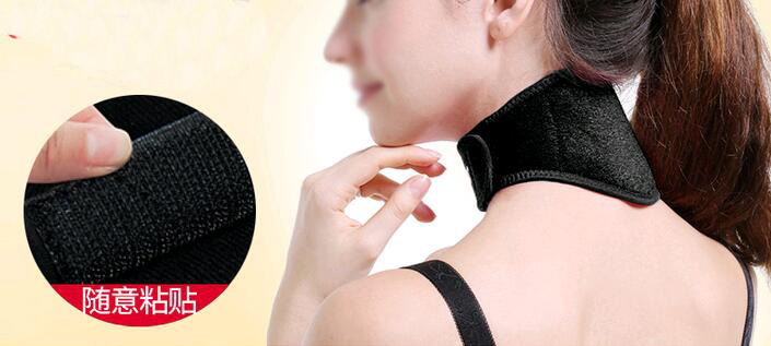 Neck Massage Belt Magnet Therapy Automatic Heating Hot Massager Medical Treatment Cervical Keep Warm Home Use Joint home prostate massager will help the benign prostatic hyperplasia treatment prostatitis treatment and prevention