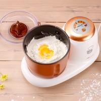 220V Intelligent Automatic Dough Mixer Household Electric Food Dough Blender Ferment And Knead Dough Function EU