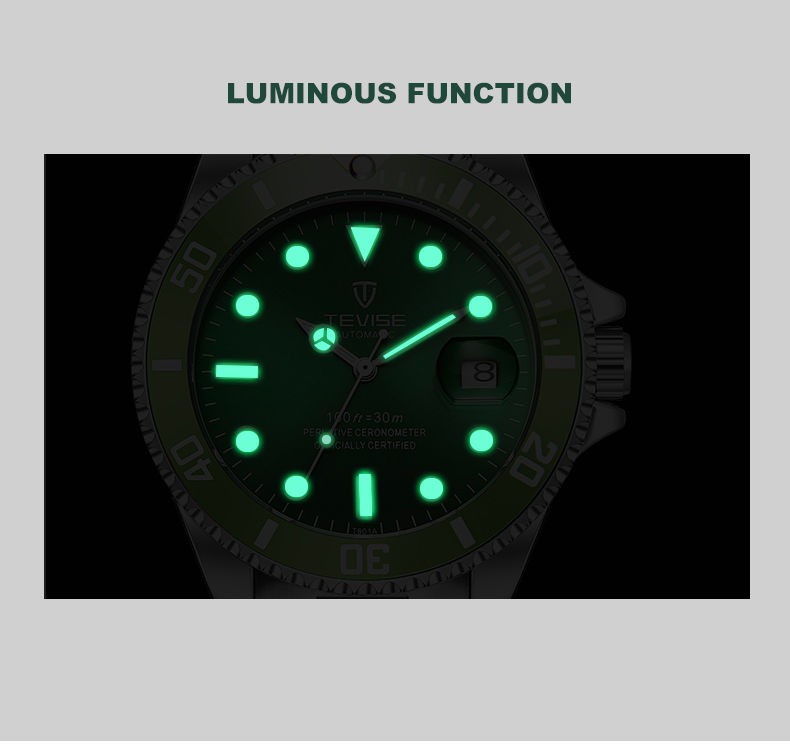 Aditif.co.in Automatic Masculino Watch 7