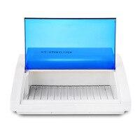 Barato Esterilizador UV de ozono máquina de esterilización y desinfección herramienta de salón de belleza para uñas
