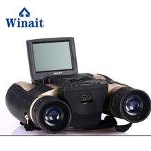Cheaper Winait Full hd 1080p digital binocular video camera, telescope camera , mini DV camcorder free shipipng