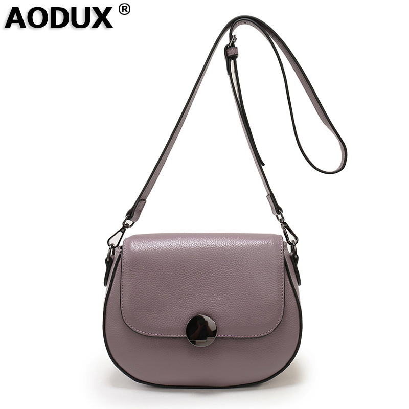 Women Fashion Small Real Cowhide Luxury Famous Brands Handbag Genuine Leather Tote Shoulder Messenger Crossbody Bag