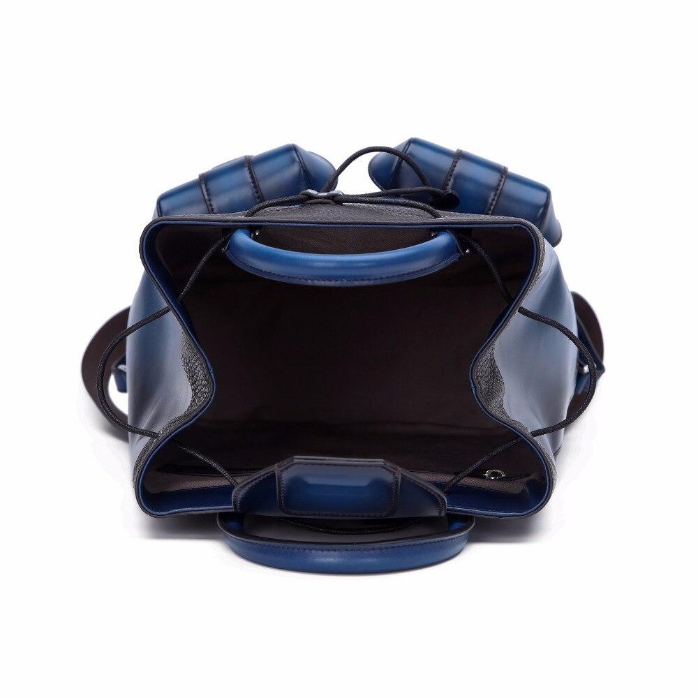 Frau Service Nach Für Mann Stil Echtem Blue Tasche Verkauf Heißer Leder Farben Luxus Rucksack 2018 burgundy Schule Vintage 9659 2 Mode Aus Knappe FSqHfPUU