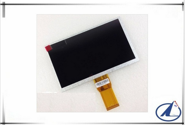 163*97mm New LCD Display  for Eplutus G37 Globex GU708C BT Tablet 1024*600 TFT LCD Screent Free Shipping eplutus ep 1901