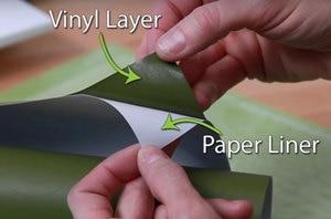 Image 5 - להתאמה אישית שם W מכתב דפוס ויניל קיר אפליקצית ילד ילדה חדר יום נישואים קישוט קיר עיצוב הבית טפט DZ33