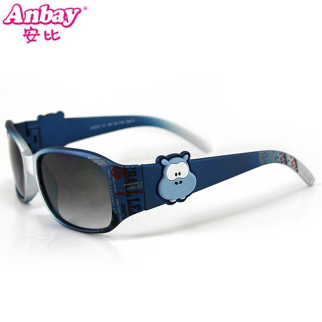 Anbi sunglasses male female general sunglasses fashion glasses 3 - 6 3202