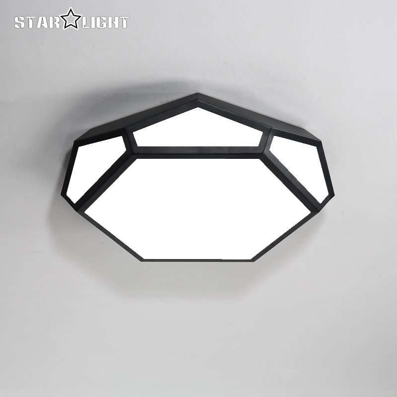 Modern Remote control ceiling lights Surface Mounted LED ceiling lamp deckenleuchten for living room bed room