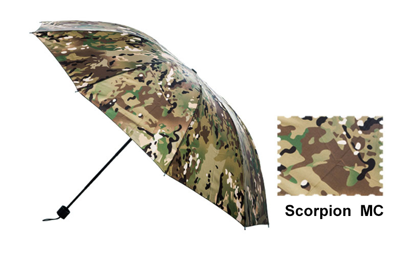 Tactical Military Camouflage Umbrella for Hunting Outdoor Fishing Paintball Airsoft War Game Novel Urban Police SWAT Combat