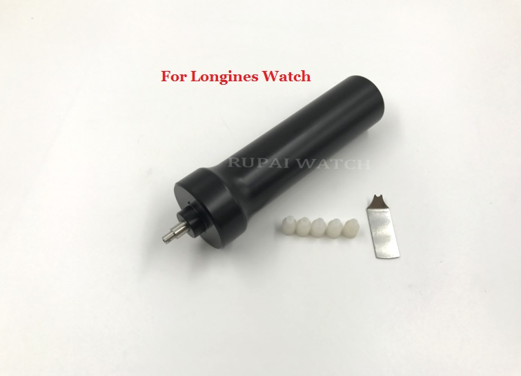 Free Shipping 5011 Watch Pressure Crystal Removing Pump for Longines Watch Crystal Repair недорго, оригинальная цена