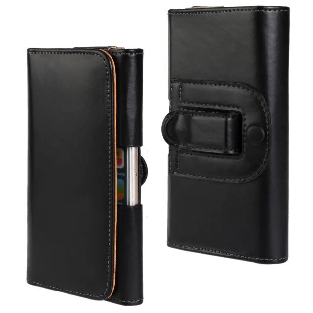Mobile Phone Cases Belt Clip Leather Case for iPhone 6 6s S7 S6