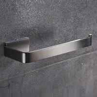 AUSWIND 304 stainless steel sliver toilet paper holder paper towels hotel works toilet paper bathroom hardware