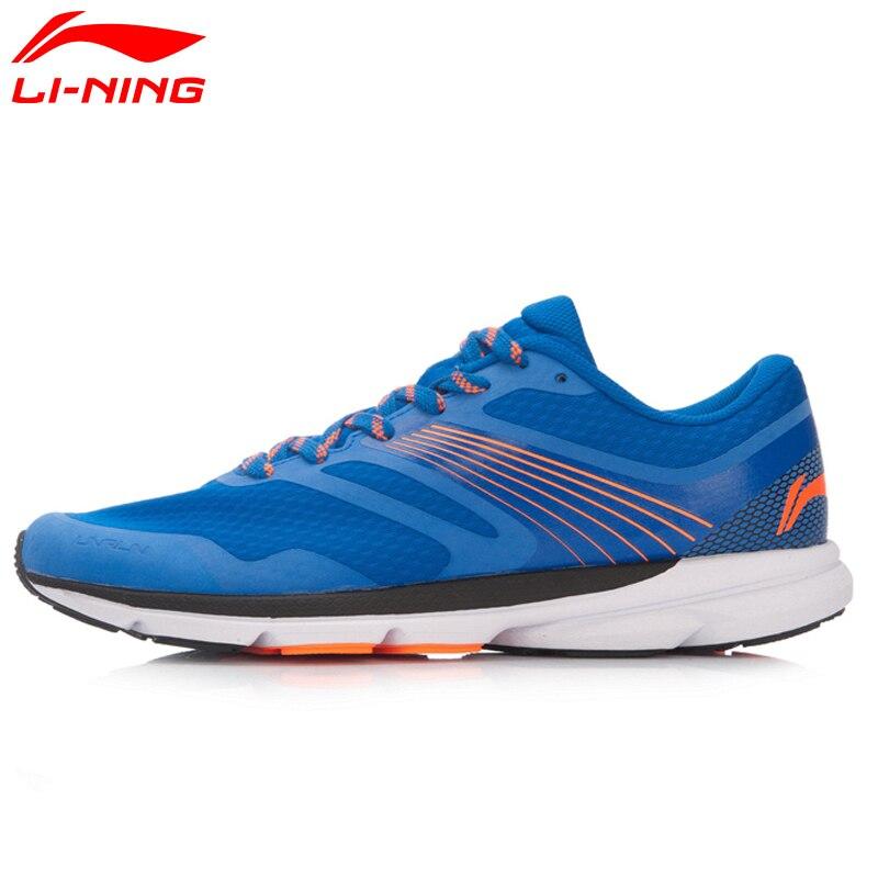 Li-ning hommes ROUGE lapin 2016 chaussures de course sans puce baskets amorti respirant doublure confort chaussures de Sport ARBK079 XYP391