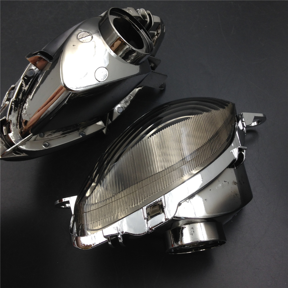 Aftermarket free shipping motorcycle parts Turn Signals For Suzuki 1999-2003 2004 2005 2006 2007 Hayabusa GSXR1300 R Smoke aftermarket free shipping motorcycle parts led tail brake light turn signals for honda 2000 2001 2002 2006 rc51 rvt1000r smoke