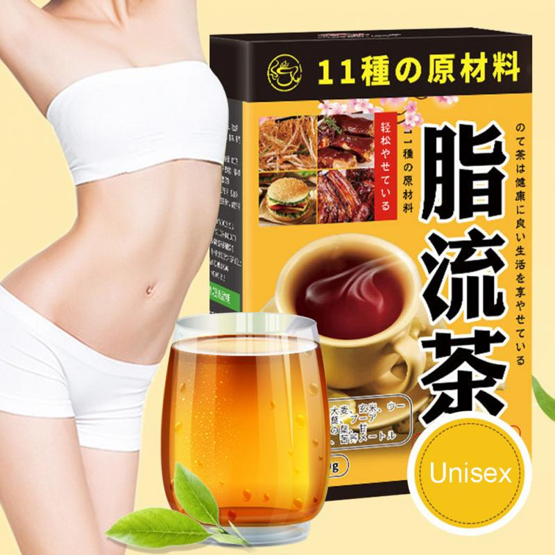 24packs/set Slimming Tea Tea Fat Burning For Women 24pcs Natural Plants Body Tea Healthy c pe097 super chinese green food puer tea fuding white tea cake 350g sessile silver needle natural herbal white peony bag