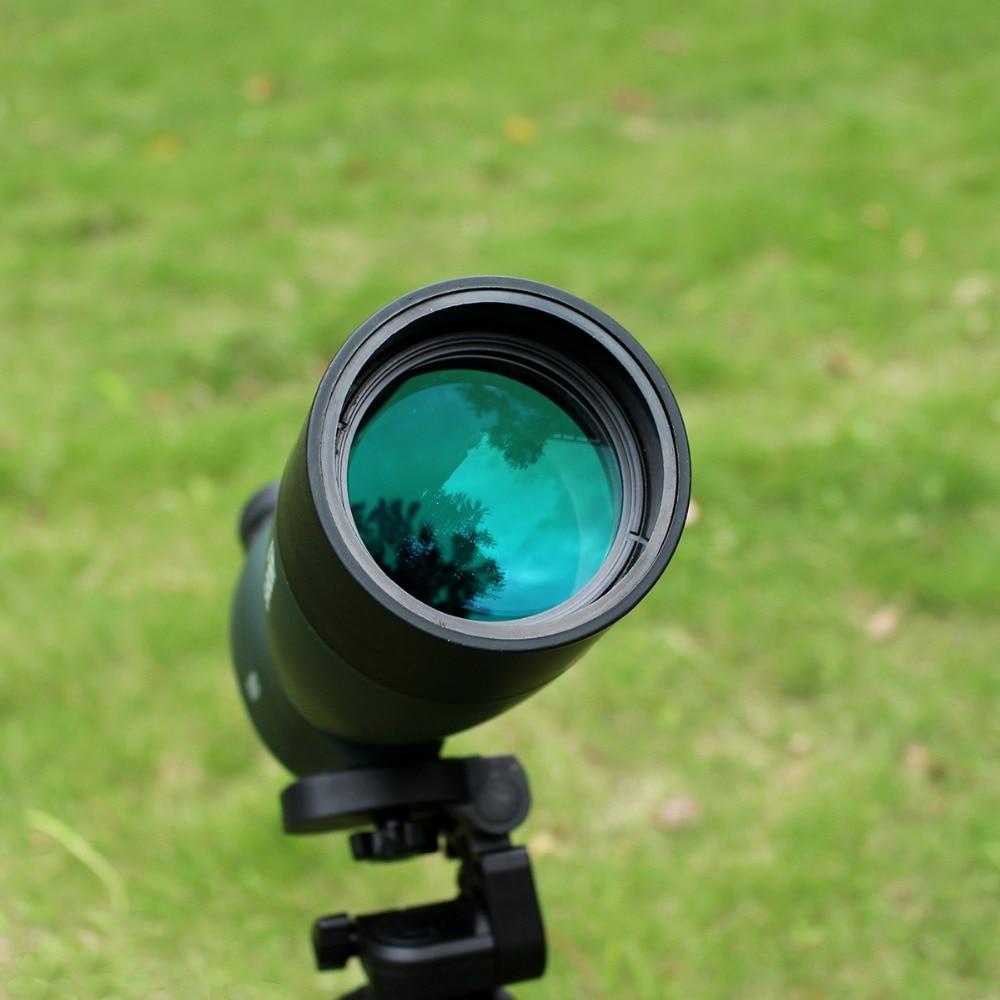 SVBONY SV28 50/60/70mm telescopio con Zoom impermeable Prisma de PORRO de gran alcance para caza con arco F9308Z - 5