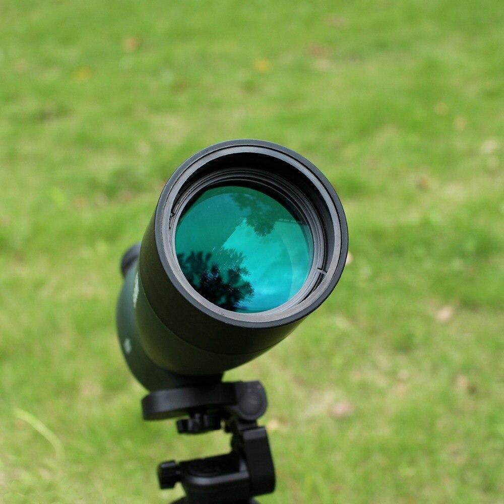 Svbone SV28 50/60/70mm 3 Types longue-vue étanche Zoom télescope + trépied coque souple pour l'observation des oiseaux cible tir à l'arc F9308Z - 5