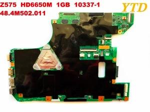 Image 2 - Originele Voor Lenovo Z575 Laptop Moederbord Z575 HD6650M 1Gb 10337 1 48.4M502.011 Getest Goede Gratis Verzending