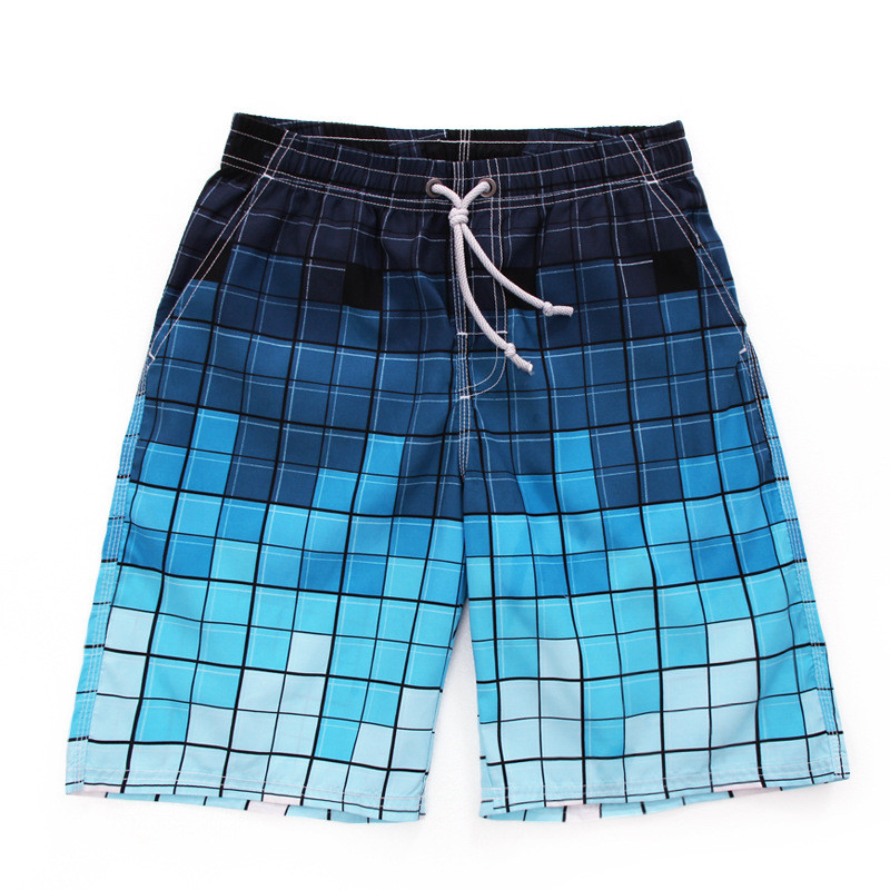 ФОТО New arrived  summer Quick-drying men's beach shorts surf board shorts surfing shorts boxer Trunks Men's Sports shorts