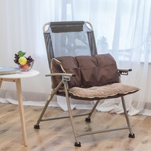 Складной стул для дома кресло для обеда стул для студента стул для общежития ленивый диван Офисный Компьютерный стул