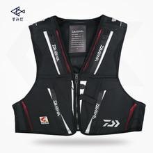 2017 DAIWA NEW Fishing Vest DAIWAS Multi-function Multi Pock