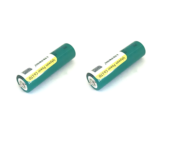 2pcs Original Ni Mh Rechargeable Battery For Braun