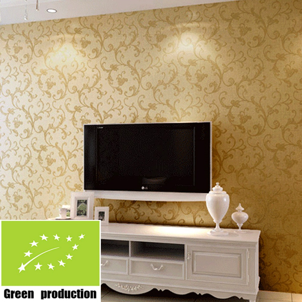 Buy european modern 3d wall decor 3d for Bedroom paper