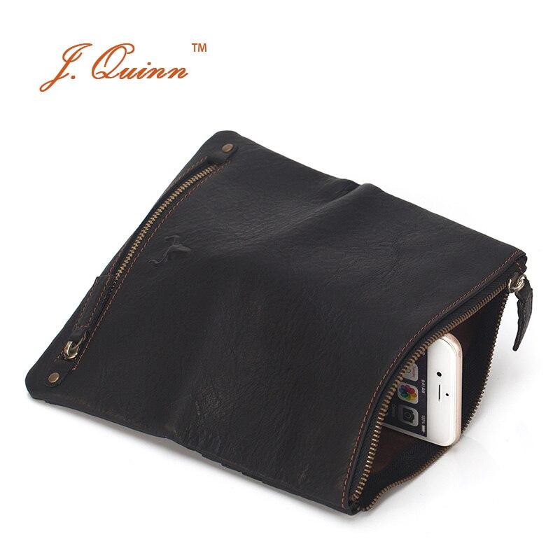 zipper carteira carteira de couro Material Principal : Couro Genuíno