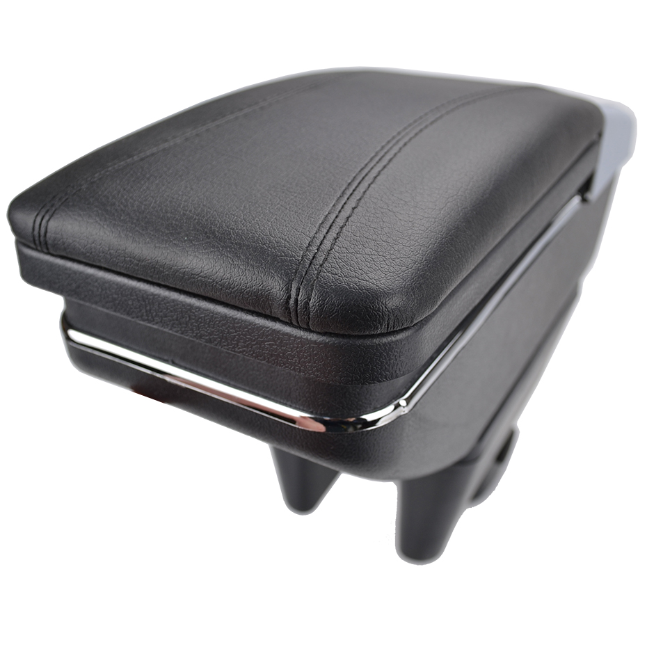 Image 4 - For Suzuki Swift 2005   2017 Center Centre Console Storage Arm Rest Rotatable Box Armrest 2006 2007 2008 2009-in Armrests from Automobiles & Motorcycles
