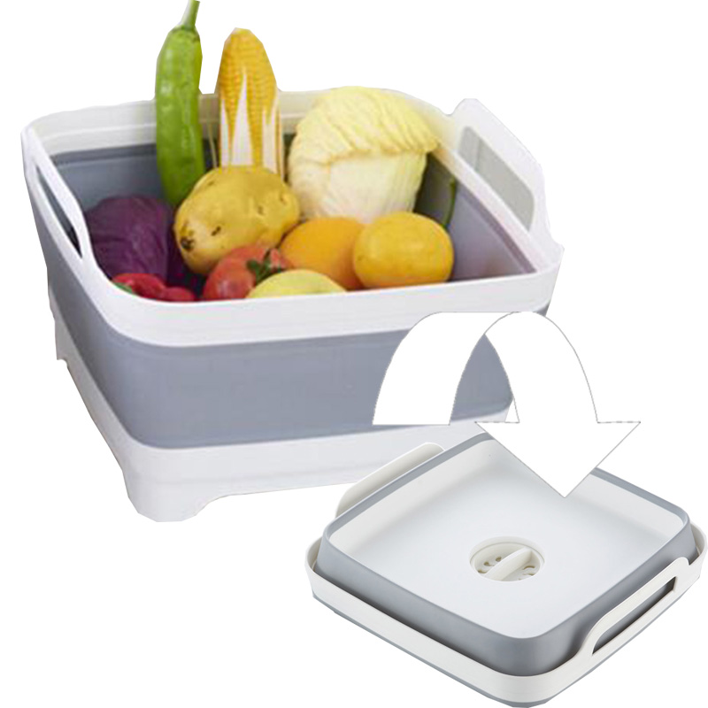 Scalable Sink Basket Storage Gadget Tools Sink Holder Fruit Vegetable Organization Shelf Holder For Kitchen Gadgets